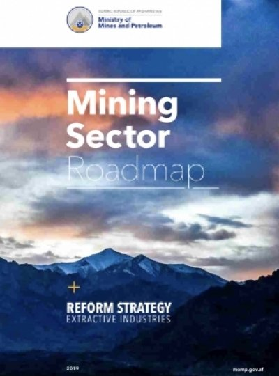 Afghanistan Mining Sector Road Map